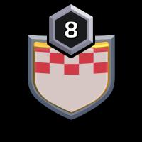 Reddit Spartans badge