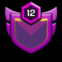 Dragon Fly badge