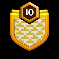 BABILONIA badge