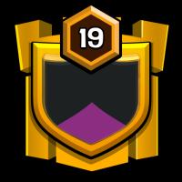 کلبه جنگ... badge
