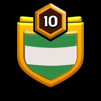 DHAKAR KING badge