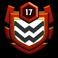 guerra sempre badge