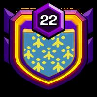 芳华殿 badge