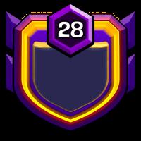 Reunified Farm badge