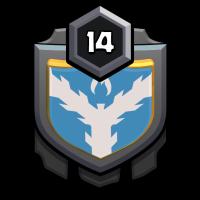 LES PEKKA badge