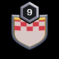 Reddit Storm badge