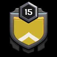 全壊ラッシュ 摩天楼 badge