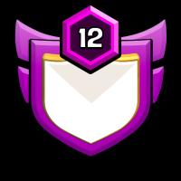 废墟空城 badge