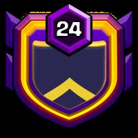 india badge