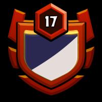 COMILLAR KING.S badge