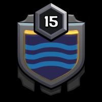 93/94/95 badge