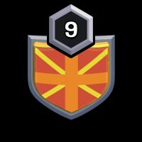 愛媛県人会 badge
