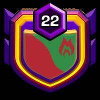 RiNgInG BLADES badge