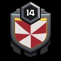 SAMURAI badge