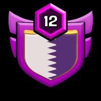 The Smash bross badge