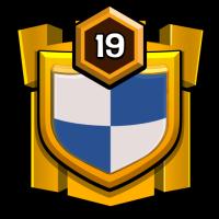 CLANE BEST LEVE badge