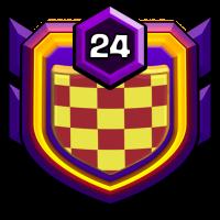 BANG HOI WAR badge