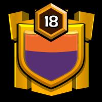 HUNTER'S badge