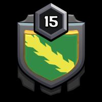Aussie badge