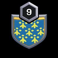 파랑새 badge
