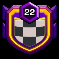 星辰阁三部 badge