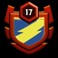 台灣 閃亮綠光 badge