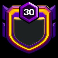 CoC MY Elites badge