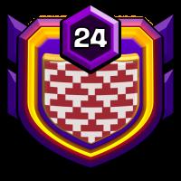 Danmark CW badge