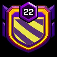 C.N部落 badge