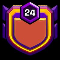 TARTANS badge