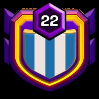 BG.warriors badge
