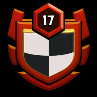 軍神軍団 badge
