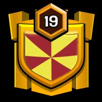 Dig Dug Clowns badge