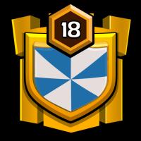 ⭐️晴れた空の下で⭐️ badge