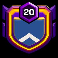 Scotland WarFun badge