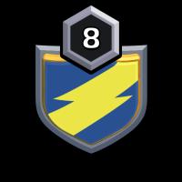 TEĞMEN badge