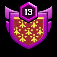 Arany csapat badge