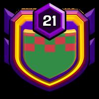 BD MAFIA badge