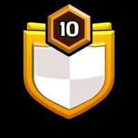 les 10 comptes badge
