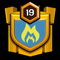 中国兽营(特战队) badge