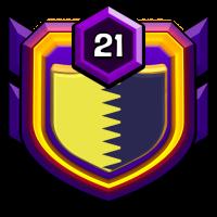 ZAHEDAN+ badge
