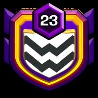 Amazing Militnt badge