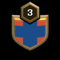 Confederates badge
