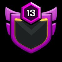 Natore Warriors badge