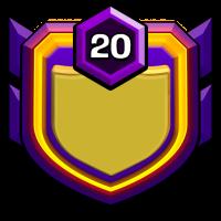 大家庭coco badge