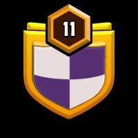 CLASHERS007 badge