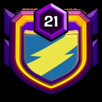 PERSIAN Diamond badge