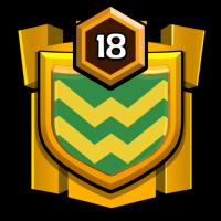 Aussie Royalty badge