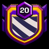 The Vagabonds badge