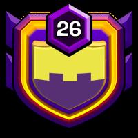 中华战神 badge